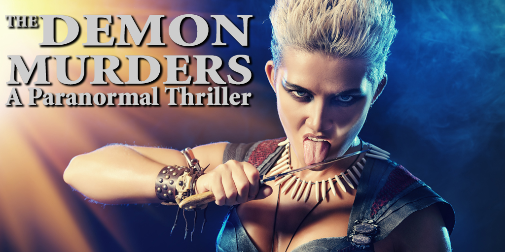 """#KindleUnlimited #darkhorde #erotic #paranormal #thrillers #novel  The Demon Murders - A dark & sexy paranormal thriller   """"Unashamedly erotic and evil at the same time, there are no holds barred for this paranormal thriller."""" Kindle:"""