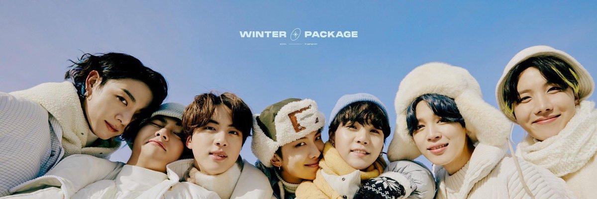 [PHOTO] 2021 WINTER PACKAGE  210127 BTS Official Instagram (1)  #BTS #방탄소년단