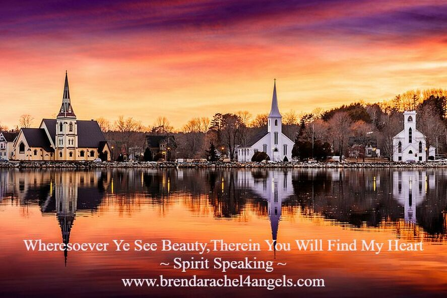 THEREIN YOU WILL FIND MY HEART by Brenda Rachel at Humanity With Heart  #inspirational #humanitywithheart
