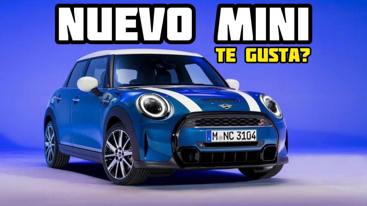 El Nuevo Mini  #minicooper