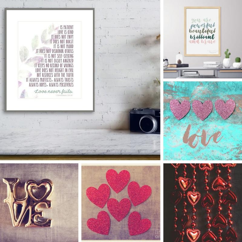 #Sweetheart Sale - 25% Off Everything (1/25 to 1/31/2020) SHOP HERE:  #love #valentine #valentinesday #holidays #artsale #sale #fineart #homedecor #dormdecor #wallart #typography #inspirational #minimalism #onlineshopping #buyart #artforsale #quotes