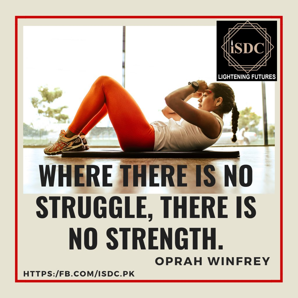 Where there is no #struggle, there is no #way. (#oprahwinfrey) https://t.co/3MrZt4QZk0 #inspiration #motivatio #hustler #gymmotivation #fitgirls #girlswholift #fitguy  #gymgirls #gwpl #vibes #beauty #grind #morningmotivation #hustle #workoutmotivation #workouts #fitgirls #fitguy https://t.co/GJm5dDHsjY
