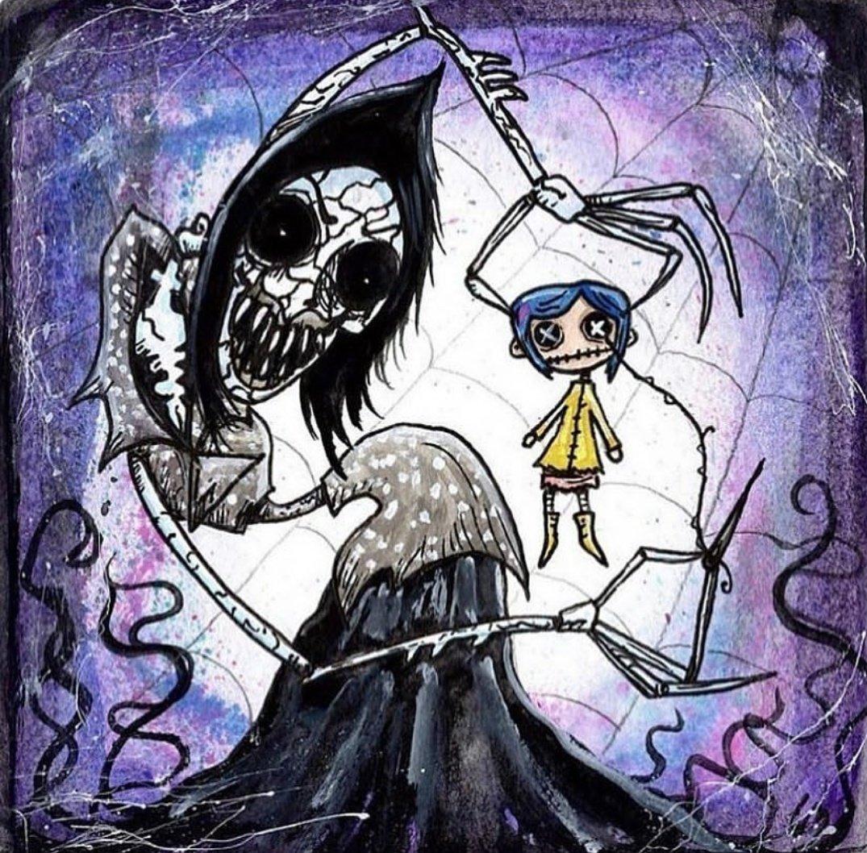 #Coraline #BuenasNochesATodos