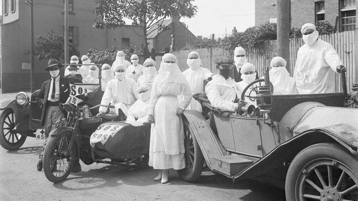 #TodayinHistory #OnThisDay The first confirmed case of the Spanish flu is diagnosed in Sydney on January 27, 1919. Australia had brought in strict quarantine measures, but with thousands of soldiers arriving home from World War I, the disease proved impossible to keep out.