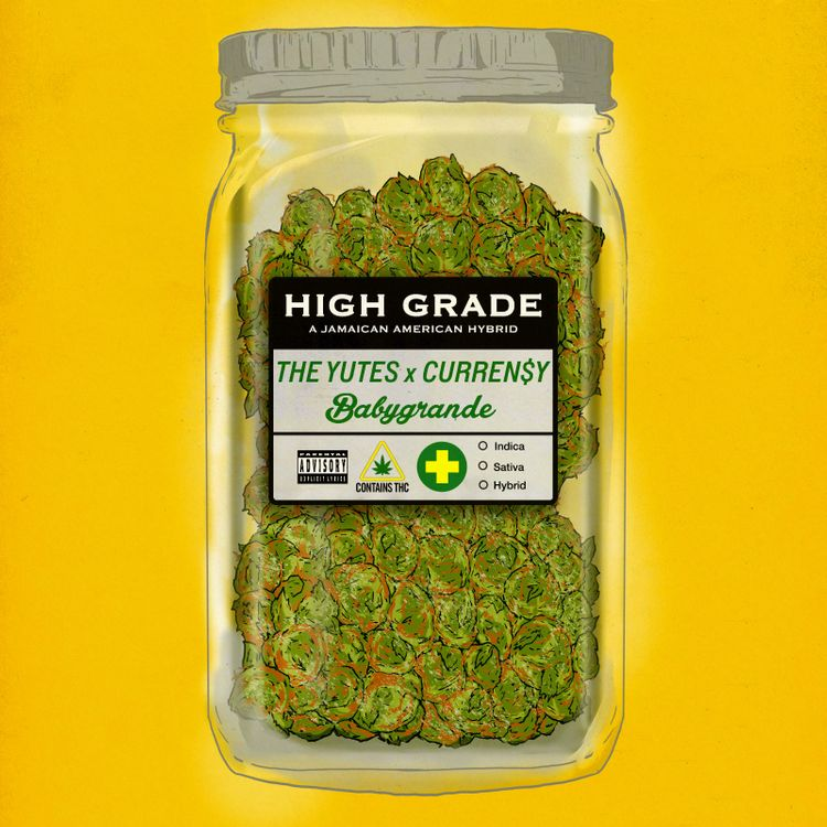 "#NowTrending📈  @Yutesmusic & @CurrenSy_Spitta - ""High Grade""  LISTEN:"