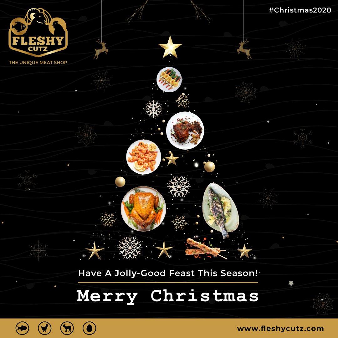 Celebrate a meat-y, fish-y and feast-y #Christmas with premium meat from #FleshyCutz. #MerryChristmas  .................................... Brand: @FleshyCutzIndia  Design: Sachin Naga Content: Sweta Parija . . #LGS #LGSThrowback #DigitalMarketingAgency #DigitalMarketing
