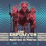 Image for the Tweet beginning: Los Espíritus anuncian la primera