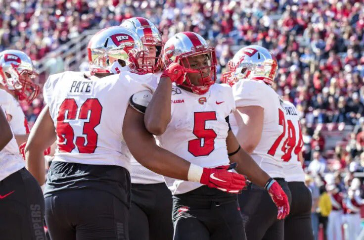 Blessed and honored to receive an official offer from Western Kentucky University🔥🔥🔥 #GoPackGo  @CoachJCrawford @CCPackersFball @RecruitGeorgia  @David_Windon  @WKUFootball