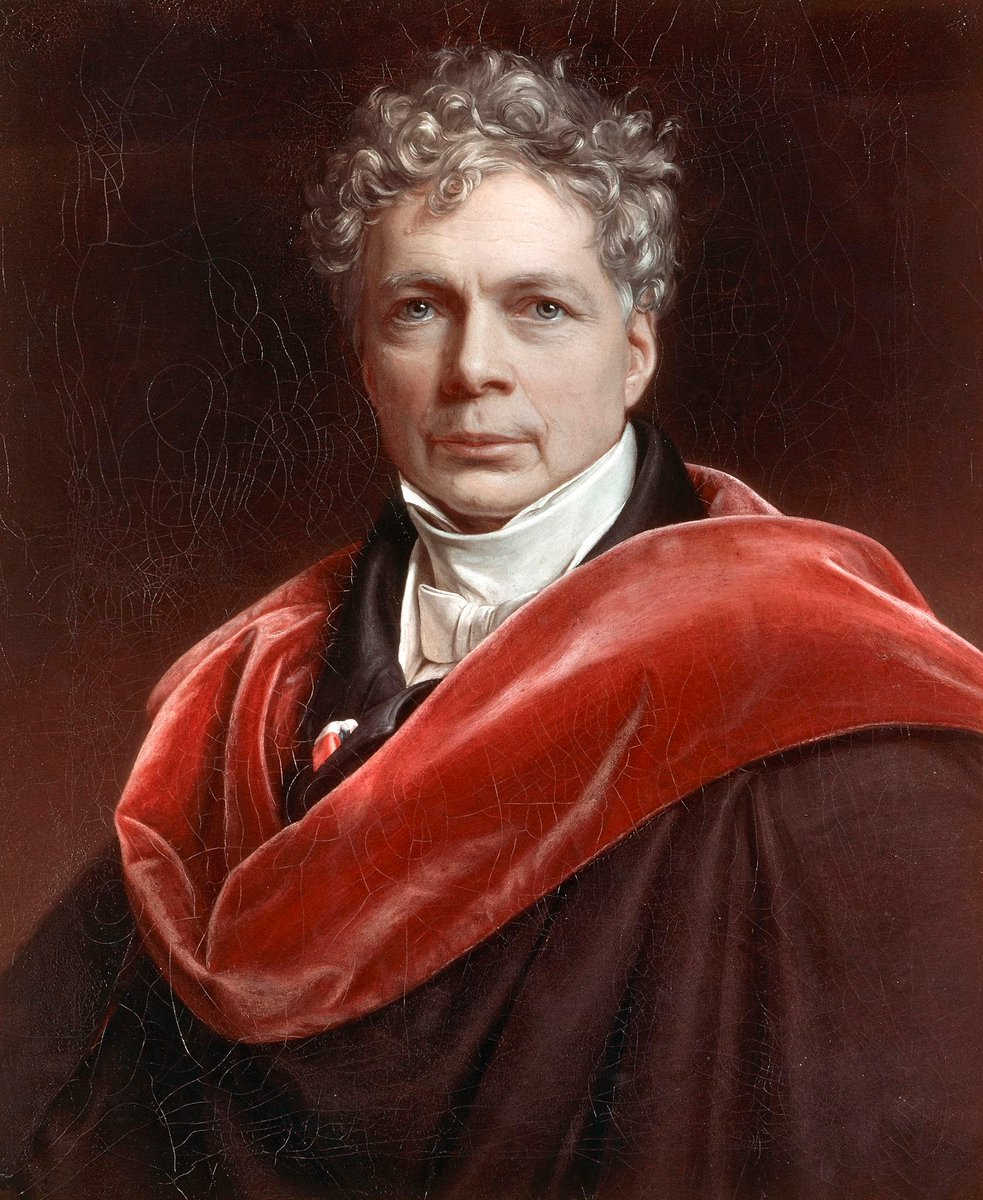 """""""The human brain is the highest bloom of the whole organic metamorphosis of the earth."""" ✒ German philosopher Friedrich Wilhelm Joseph #Schelling was born #onthisday 27 January 1775. #Philosophy"""
