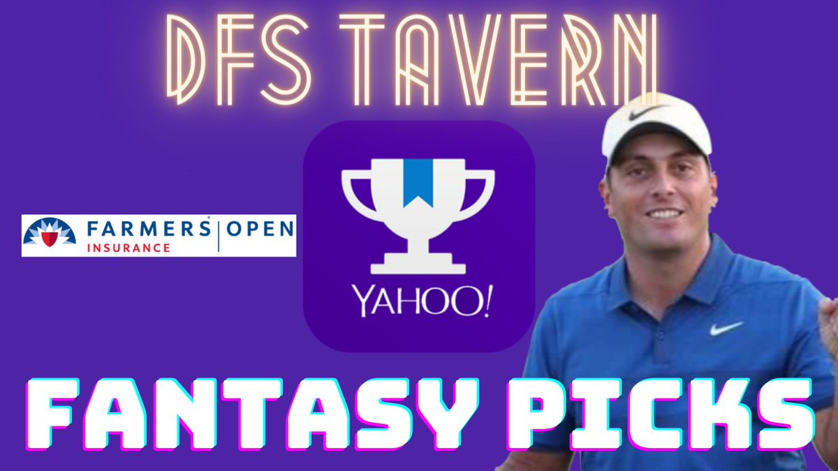 Yahoo PGA Value Plays pod is up for #FarmersInsuranceOpen  Get it right here -   Quick Easy Full of goodness  Just like the Irish Carbomb you had last time you actually drank at a bar.