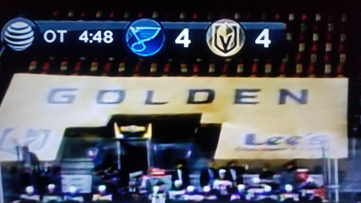 this is taking FOREVER  #GoKnightsGo #VegasBorn #GoldenKnights @GoldenKnights