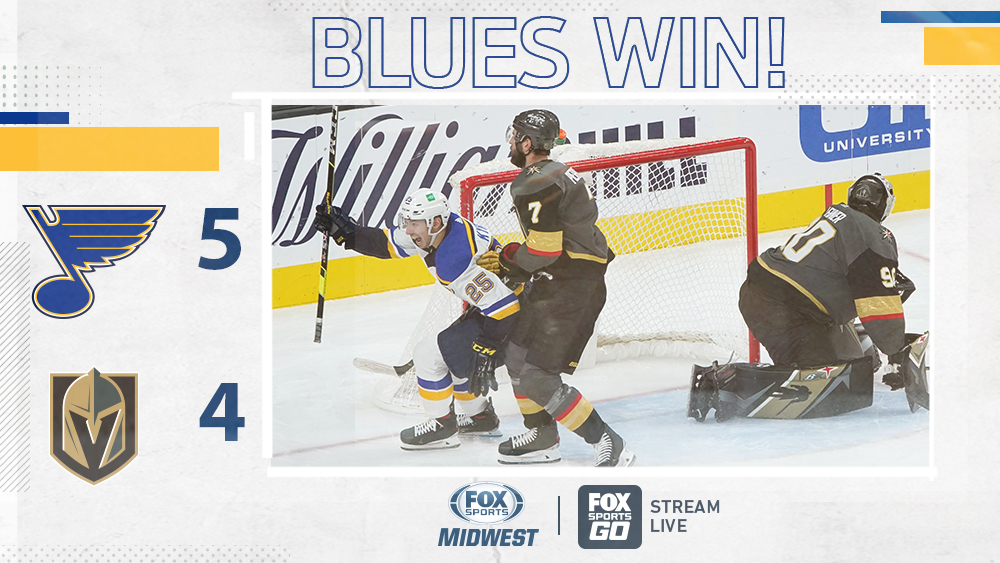It took a shootout, but the #stlblues get the W.