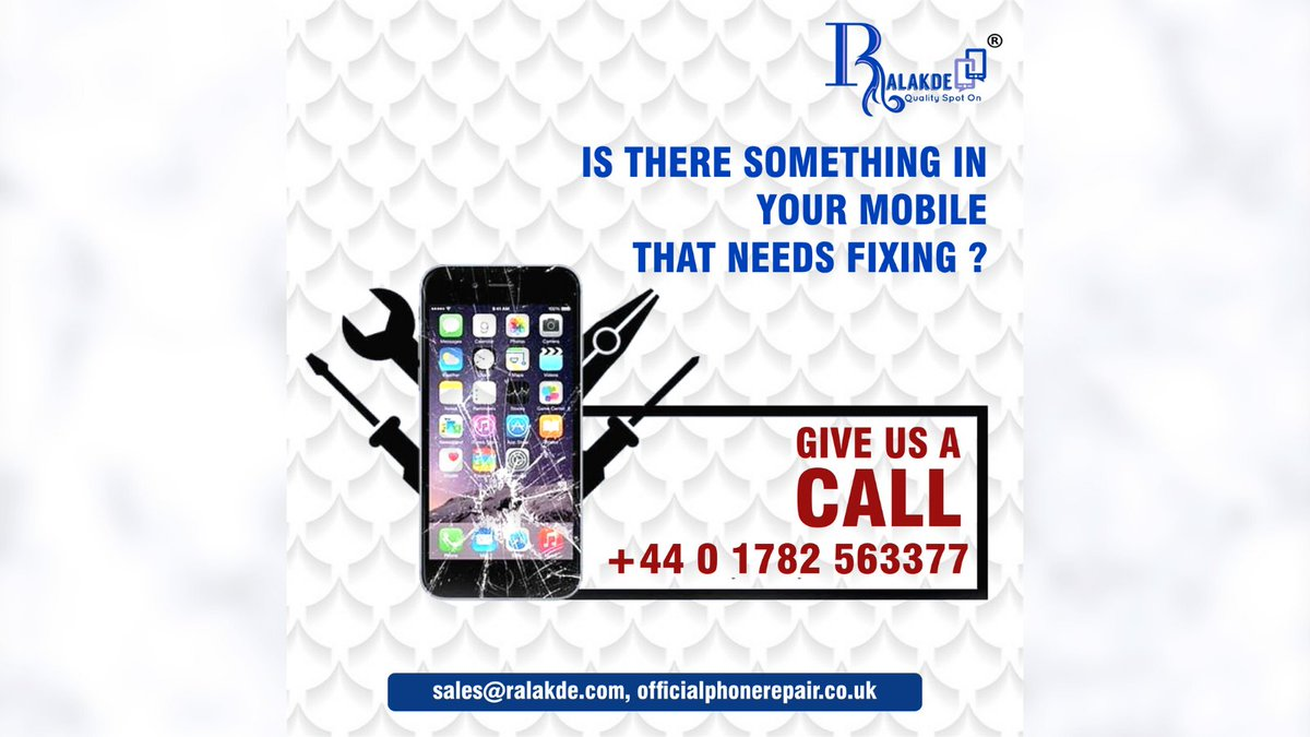 Ralakde which is a repairing company for most electronic devices that offers a #cheap phone screen replacement service you can rely on. We offer to repair services to any corner of the world. Visit Us:   #iphoneonly #samsung #ipad #iphonesia #iphone6plus