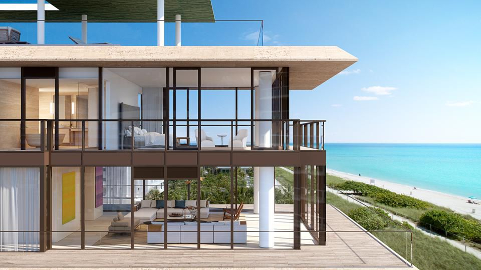 With high-profile new residents including Ivanka Trump and Jared Kushner, the wealthy are flocking to this stunning beachfront development