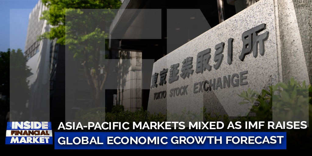 #InsideFinancialMarkets #AsiaPacific #Markets #Mixed #IMF #EmergingMarkets #stockmarkets #Financial #NEWS #businessnews #BreakingNews #KSE100 #Pakistan