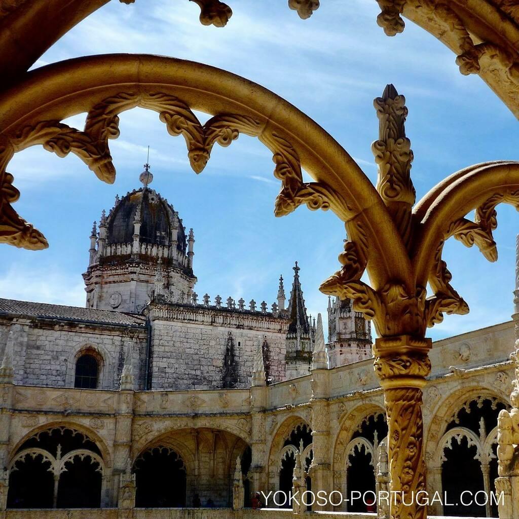 test ツイッターメディア - 世界遺産に登録されているリスボンのジェロニモス修道院。マヌエル様式の最高傑作です。 #ポルトガル #リスボン #世界遺産 https://t.co/2iwBjgWPyM
