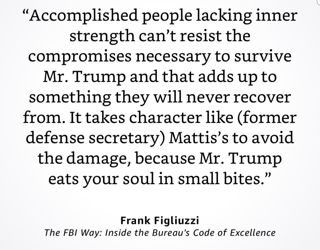 @MedicVet68 Am reading Frank Figliuzzi's The FBI Way. Great read. Also enjoyed Andrew McCabe's The Threat. How the FBI Protects America in the Age of Terror and Trump.