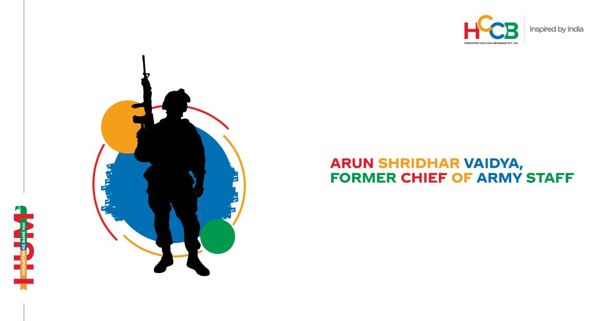 Our tribute to General Arun Shridhar Vaidya, former Chief of Army Staff and Padma Vibhushan awardee, on his birth anniversary.   #IndianArmy #ArunShridharVaidya #ARMY #PadmaVibhushan #ThursdayMorning #ThursdayMotivation #ThursdayThoughts