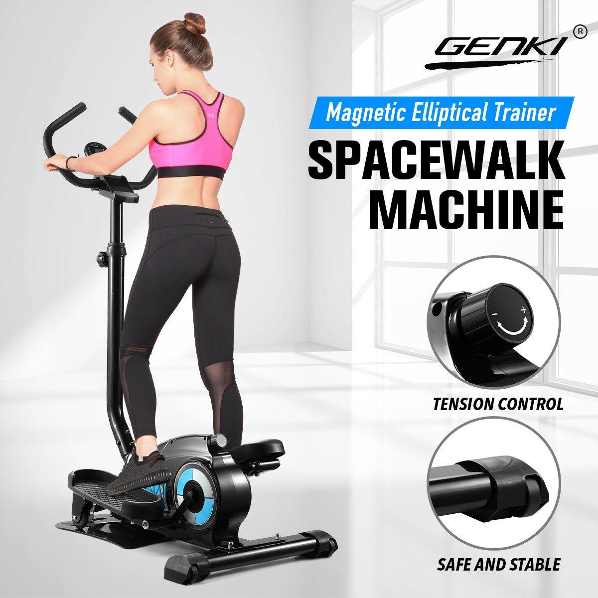 Genki YB-E2 Pro Cross Trainer Home Gym Equipment     #homegym #gym #workout