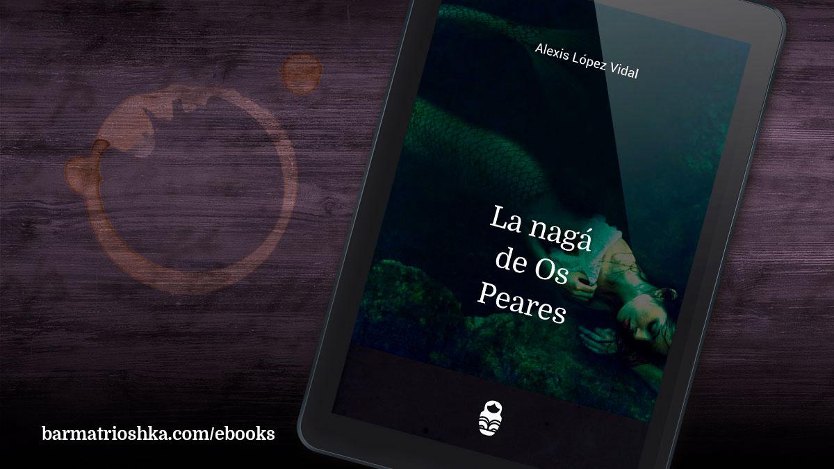 El #ebook del día: «La nagá de Os Peares» https://t.co/KqGNtsWxQ4 #ebooks #kindle #epubs #free #gratis https://t.co/jEZcMEweDK