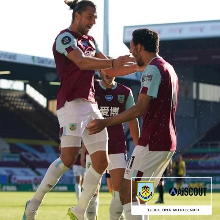 Just a couple of @BurnleyOfficial Academy boys ⚽ Through @aiscout_app the club have set up open virtual trials for our academy, to take part download the app and submit your performance #UTC
