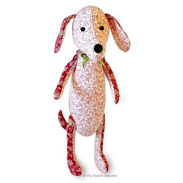 "Dainty #Dachshund 12"" #Dog Printed Soft #Toy Sewing #Pattern   #myfabricheaven #sewing #handmade #flockbn #KPRS #SNRTG #eshopsuk #BTRTG #sewingaddict  #sewinglove #sewersoftwitter #handmadewithlove #isew #design #sewsewsew #sewistsoftwitter #sewingforkids"