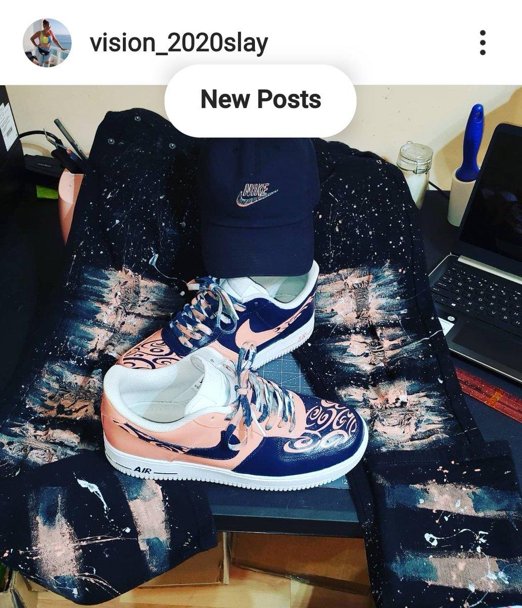 SLAY, LLC CUSTOM MADE SNEAKERS & CLOTHING!!! #BlackOwnedBusiness #designer #sneakers #entrepreneur #custommade #branding #SupportBlackOwnedBusinesses