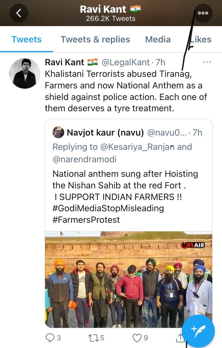 We are horrified to read such comments of hatred and inciting murder of innocents by @LegalKant ! 1000s of Sikhs were burnt alive during the #1984SikhGenocide where burning tyres were put around their necks ! Terrible & painful memories for all @TwitterSupport @TanDhesi