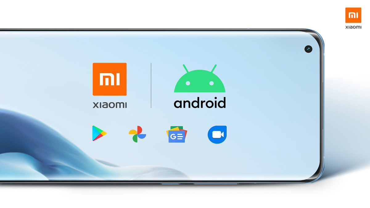 Stay tuned for Xiaomi's flagship #Mi11!  Powered by @miuirom and @Android 11, expect ultra smooth user experience, your favorite Google apps with Google Play Protect!