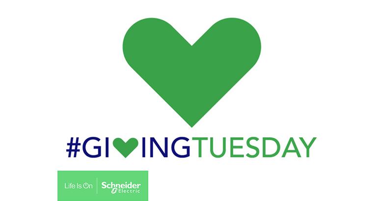 """El #GivingTuesday de este año ha supuesto una gran oportunidad para continuar con el trabajo ya iniciado a través del """"Tomorrow Rising Fund"""" de la Fundación Schneider Electric. Toda la información:"""