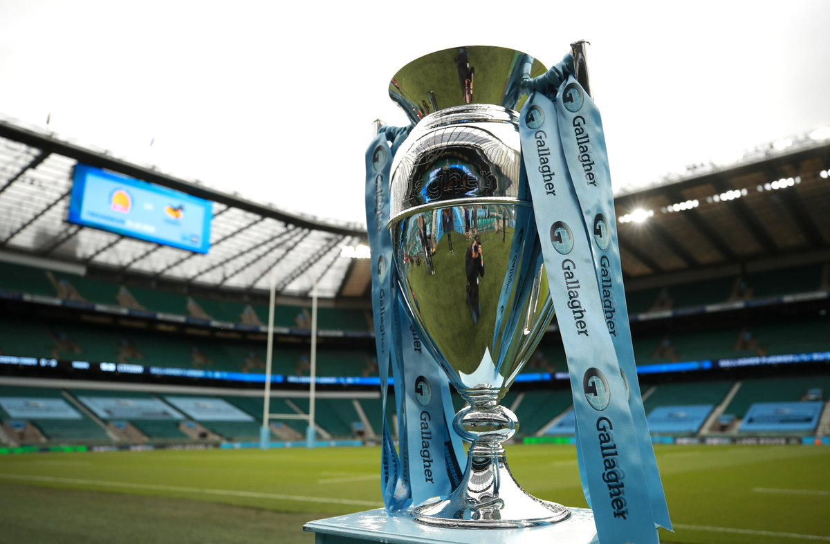 test Twitter Media - We are 1️⃣5️⃣0️⃣ days away from the Gallagher Premiership final 🏆  Competing at Twickenham on Saturday 26th June will be...  ________ 🆚 ________  #GallagherPrem https://t.co/ezSk7hQ6NN