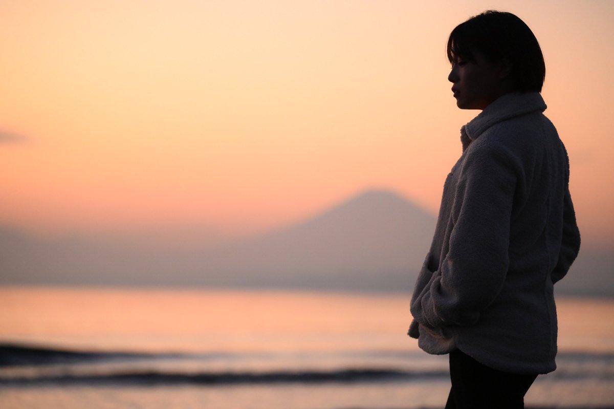 Mt.Fuji #ポートレート #portrait #遠藤愛久 https://t.co/nLqiHP580p