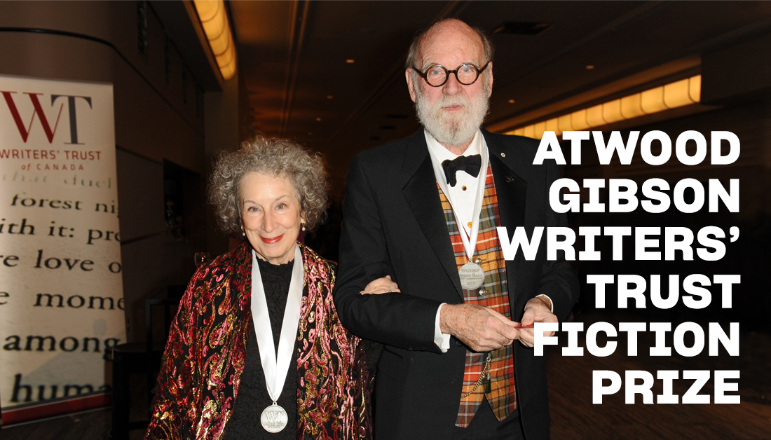 Named in honour of WT founders @MargaretAtwood & #GraemeGibson, known for their bold works & commitment to supporting #CanLit, the new #AtwoodGibson Writers' Trust Fiction Prize will award $60K to the year's best #Canadian novel or short story collection https://t.co/RCJQDia8Zi https://t.co/PQOmSuXrmL