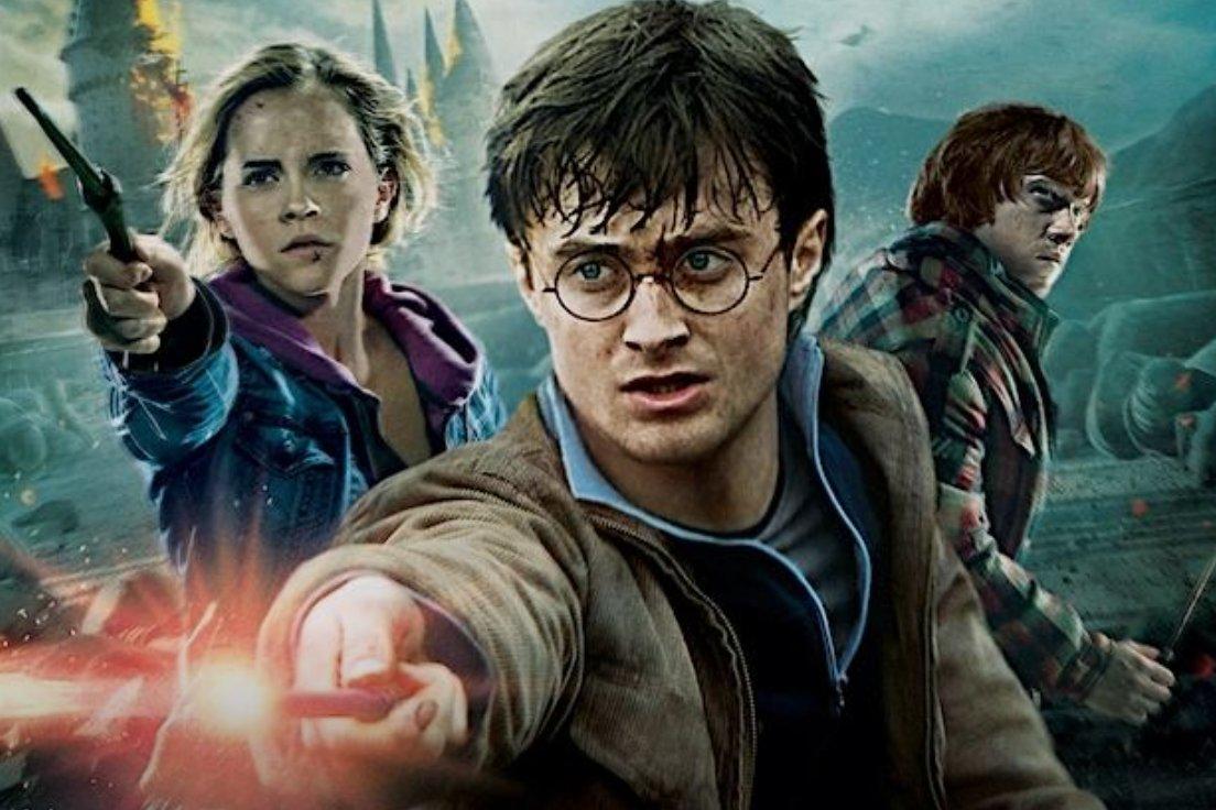 Une série live-action de #HarryPotter en préparation ?   👉   #VirginTonic