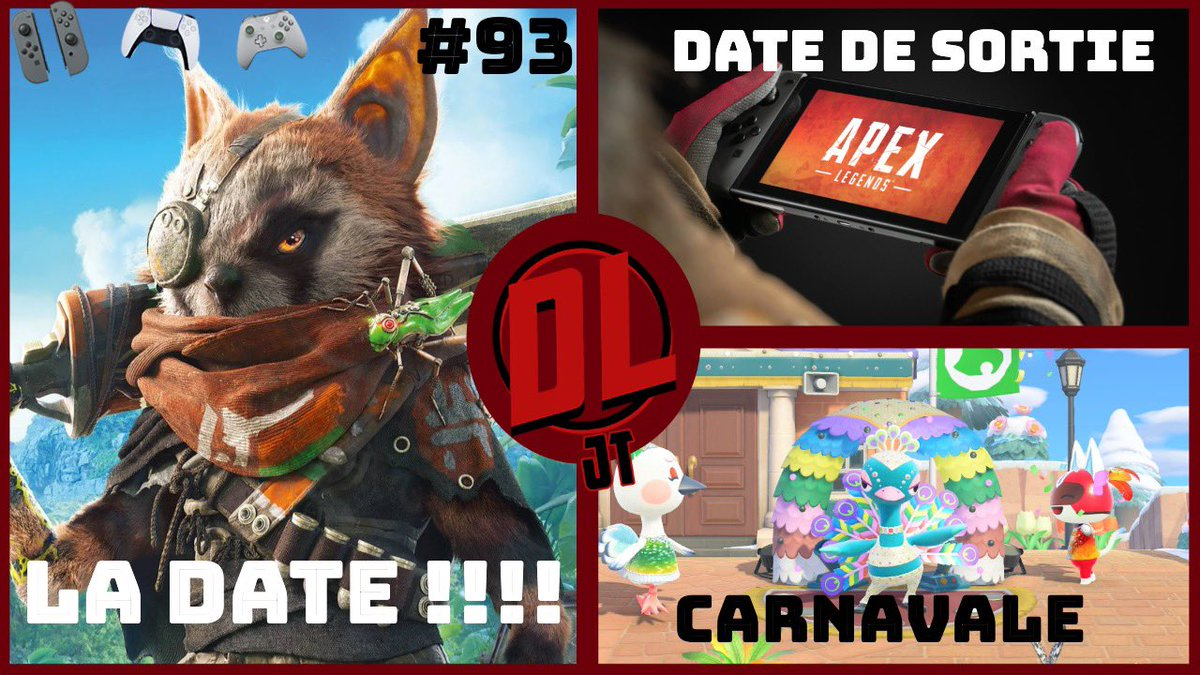 #JTGAMING #Biomutant #Xbox #PS4 #ApexLegends #NintendoSwich #ACNH #Project #YouTube  ➡️