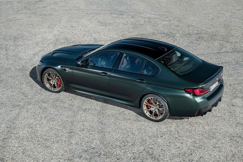 Επίσημο: BMW M5 CS #BMW #bmwm5 #BMWM5CS #M5CS #newcar #V8 source: @autoblog_gr