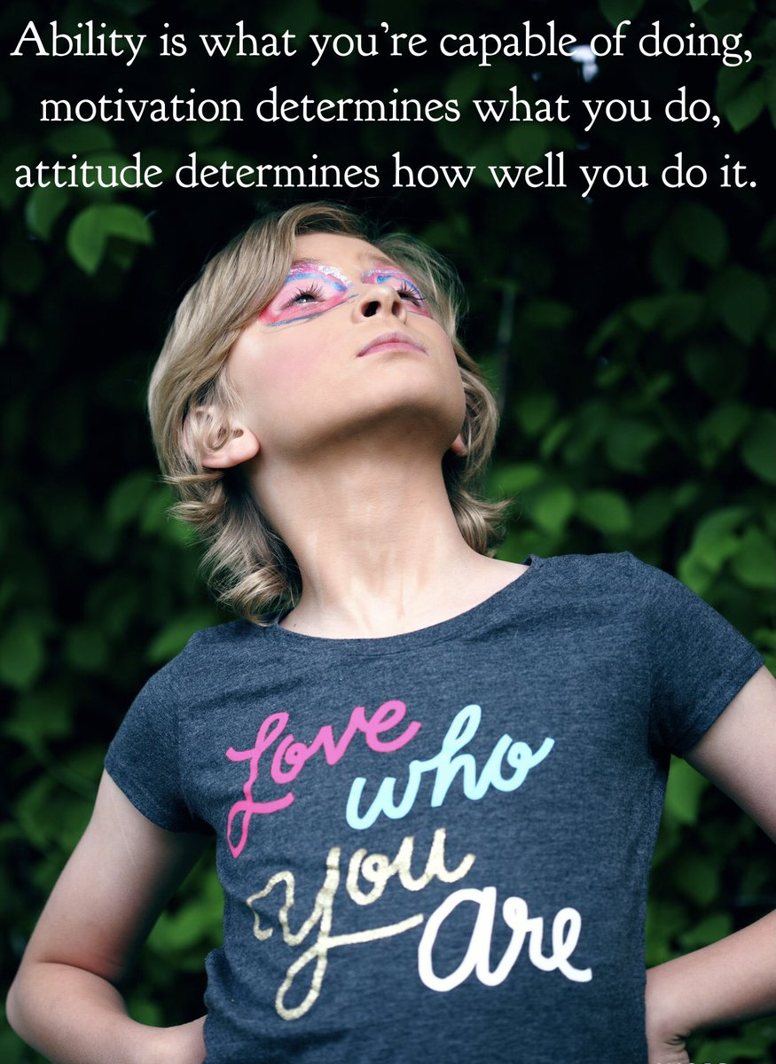 Ability is what you're capable of doing, motivation determines what you do, attitude determines how well you do it.  #ability #attitude #quote #quoteoftheday #MotivationalQuotes #InspirationalQuotes #quotes #lifequotes #Quote https://t.co/mhCQEUlZRA