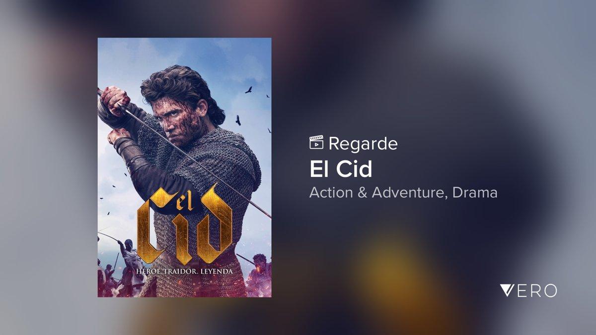 #ElCid #AmazonPrimeVideo #TVShow Season 1 ✅
