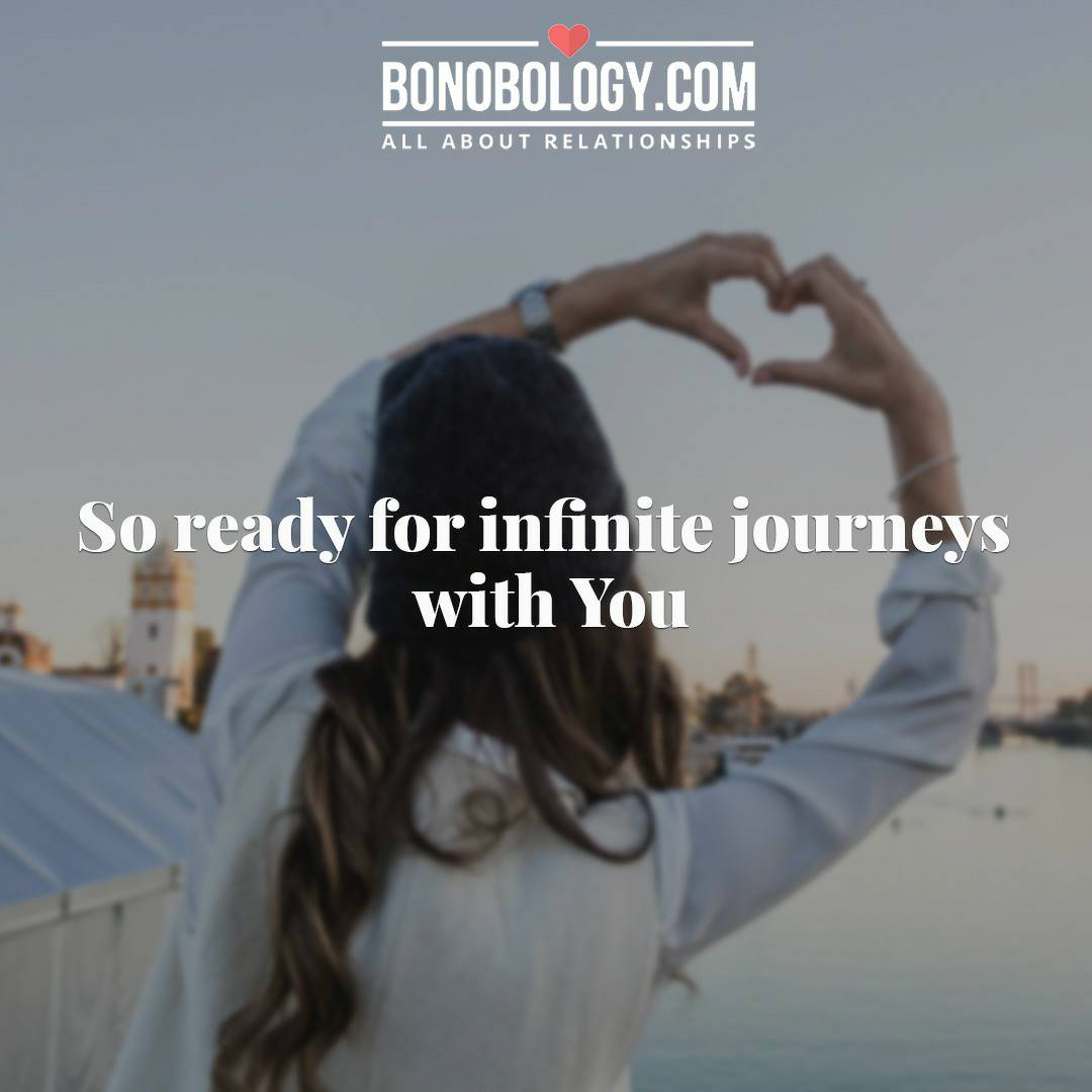 Are you ready, too?   #relationship #love #couple #iloveyou #forever #lovequotes #boyfriend #goals #girlfriend #romance #kiss #cute #beautiful #bae #relationshipgoals #romantic #feelings #instalove #girl #loveyou #heart #loveher #lovehim #couplegoals