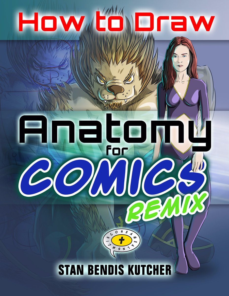How to Draw Anatomy for #Comics REMIX (#Paperback)  Link: ▶ via @amazon   #WednesdayMotivation #WednesdayThoughts #WednesdayMorning #WednesdayVibes #XMenVote  #usa #xiao #gamestop #awesamtwtselfieday #SHINee #BigSky #Reddit #IARTG @booKboost @AniTrendz