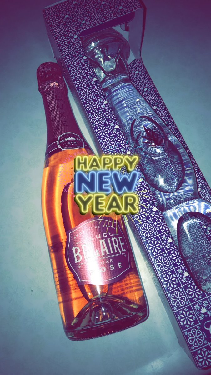 New Years Eve 2020! #ClaseAzul #Belaire