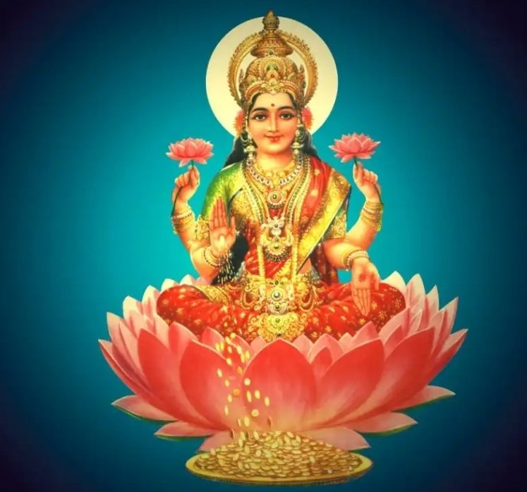 The Laksmi Tantra, a Hindu text from circa the 9th to 12th centuries AD, celebrates the mother-goddess Laksmi. The text asserts that all women are made in the form of Laksmi, and should, therefore, be worshipped. 🙂  #Hinduism #GoddessLaxmi #Hindu #God #Girl #women #girlpower