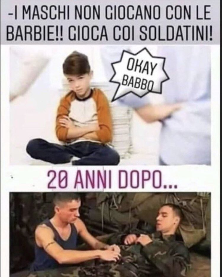 #SoloDueGeneri