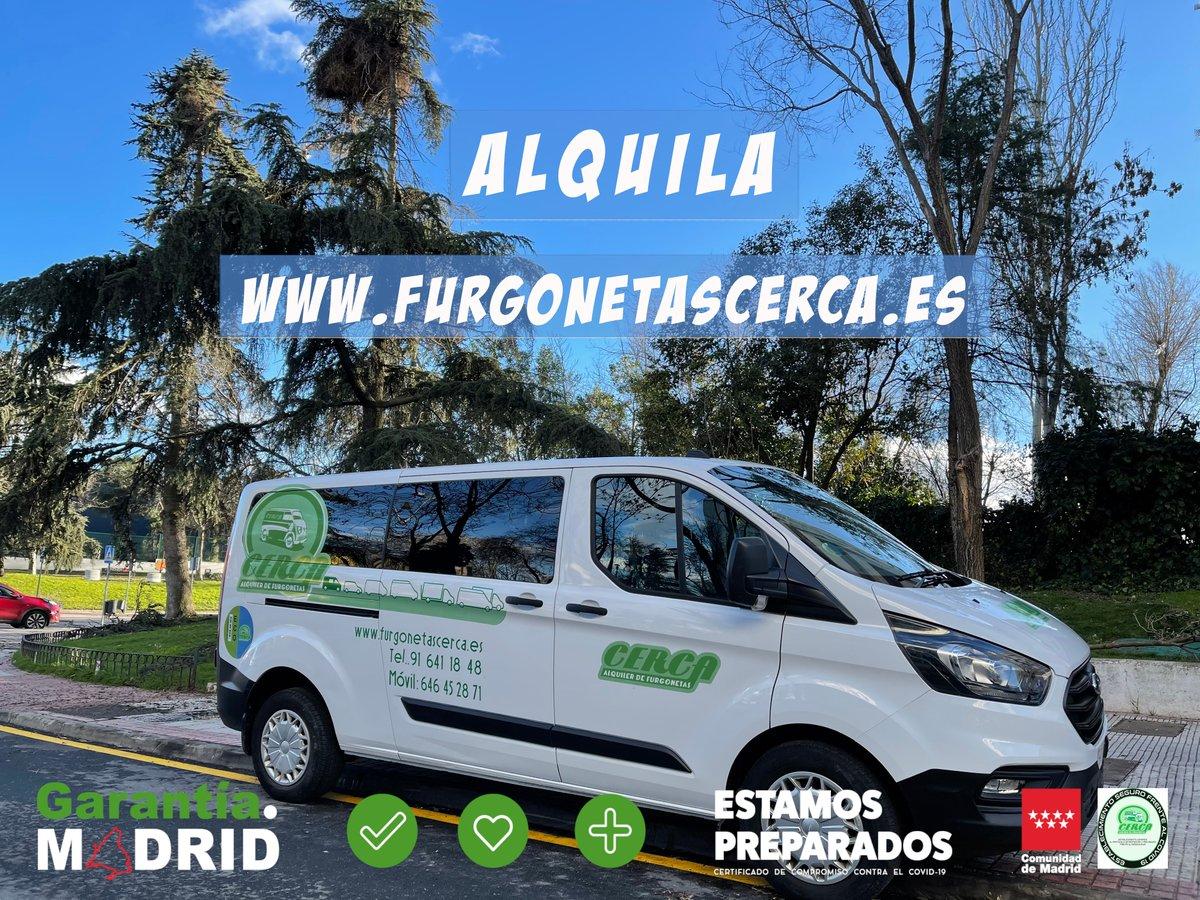 Disfruta de un alquiler sencillo |   a través de @CercaAlquilerDe #Alcorcón #GarantíaMadrid #FelizMiércoles #Cerca