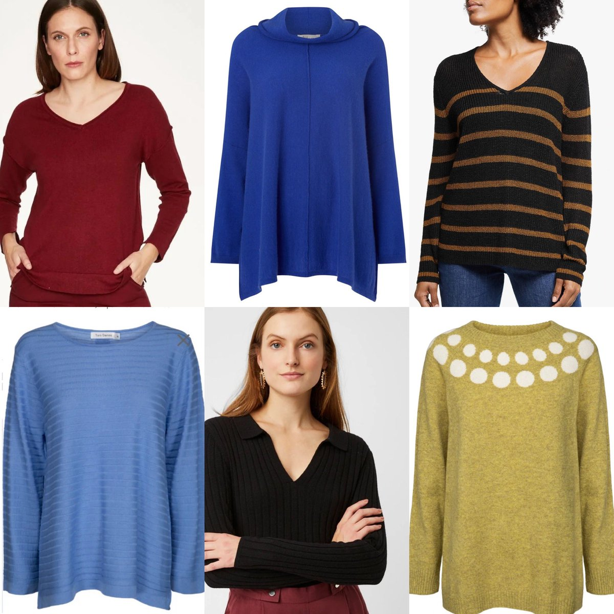 ✨ Treat yourself to a quality knit in the Sedici Sale ✨ They're going quick!   🌎   #Knitwear #sweater #jumper #sale #Sedici #Seaford #Sussex #EastSussex #Fashion #Boutique #shoplocal #shopsmall