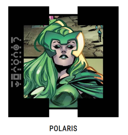 @Marvel Polaris is the only option as we have already seen some of what she is able to do on @TheGifted_TV, and being the sister of Scarlet Witch makes things all the more interesting!  Also, recast @EmmaDumont! <3  #XMenVote Polaris