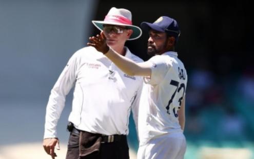 क्रिकेट आस्ट्रेलिया (सीए) ने इस बात की पुष्टि की है कि भारत और आस्ट्रेलिया के बीच खेले गए तीसरे टेस्ट के दौरान सिडनी क्रिकेट ग्राउंड (एससीजी) में दर्शकों के एक समूह ने भारतीय खिलाड़ियों पर नस्लीय टिप्पणी की थी। #INDvsAUSTest