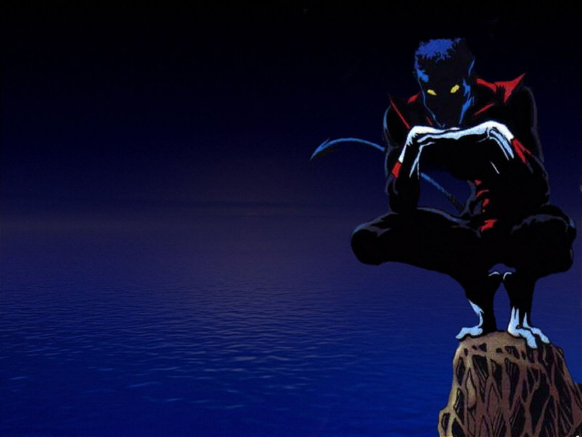 I vote the 🐐 himself. Nightcrawler #XMenVote