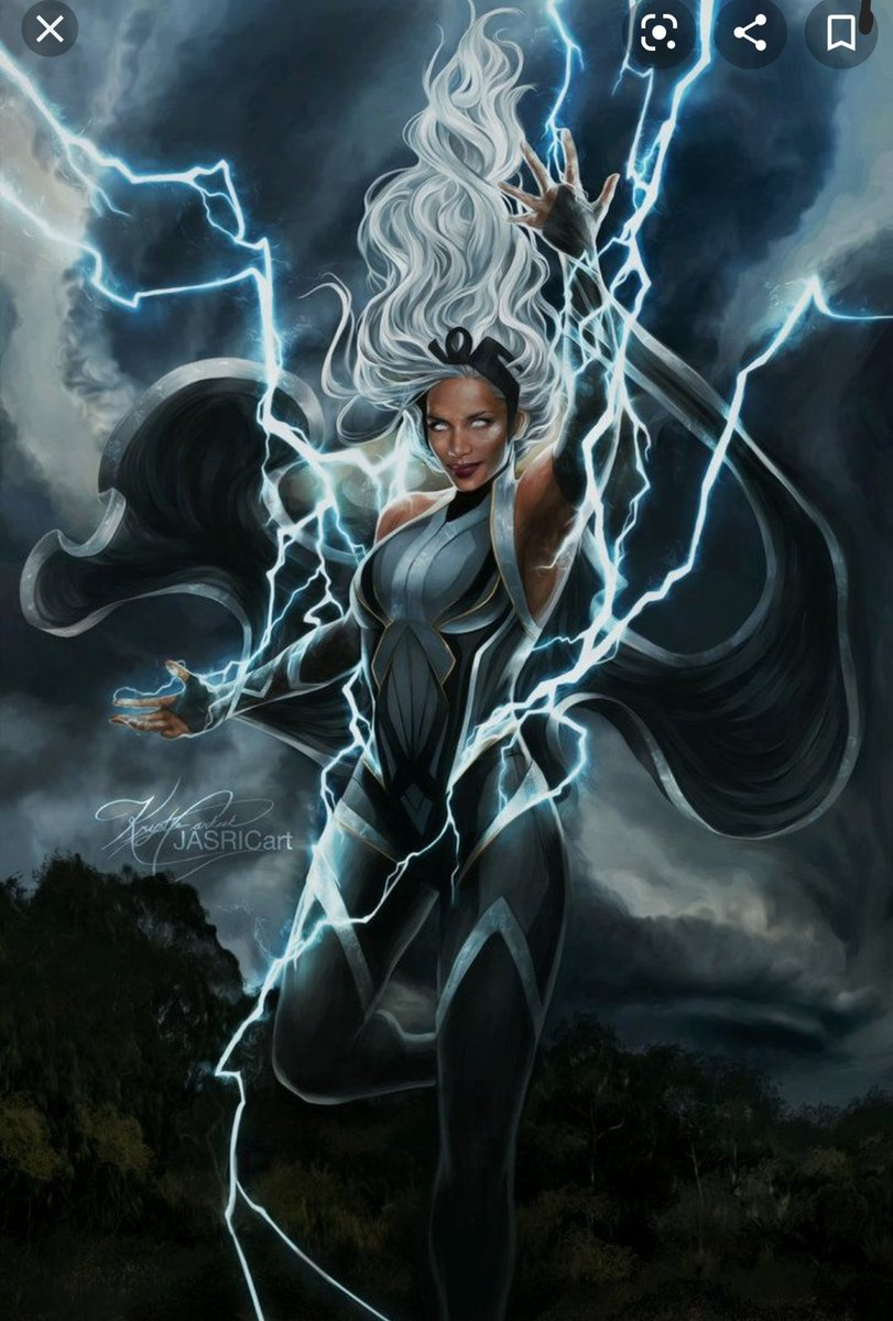 Storm of course is the answer #XMenVote