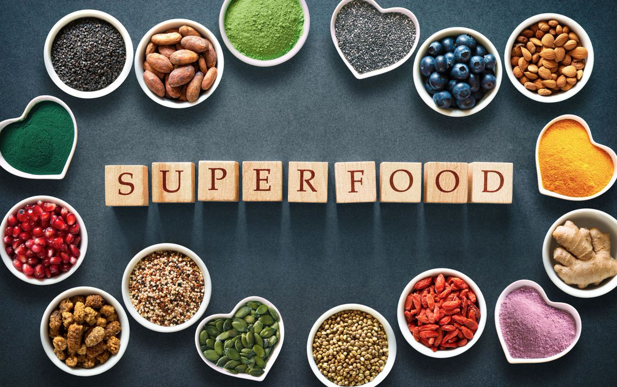 The high vitamin and mineral content found in superfoods can help your body ward off diseases and keep you healthier.  #healthy #beachbody #sweating #followforfollow #crossfit #fit #superfood #fitfiance #noexcuses #grinding #weightloss #eathealthy #recipe